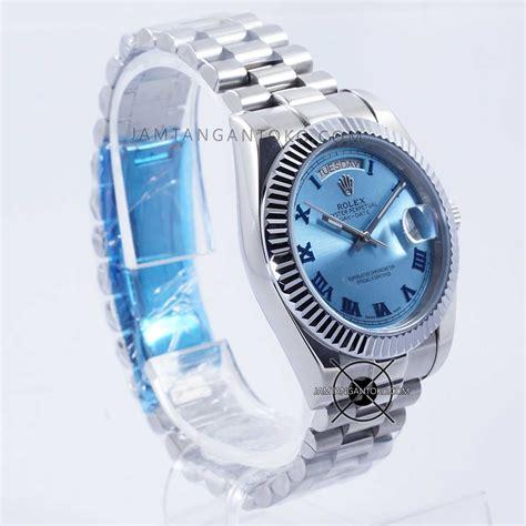 Jam Tangan Rolex President harga sarap jam tangan rolex president day date 40 silver