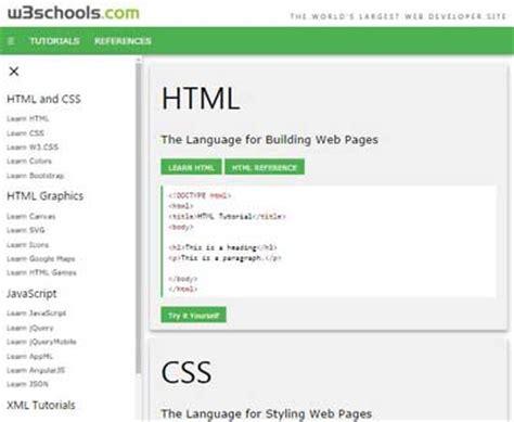 w3schools templates w3 css demos