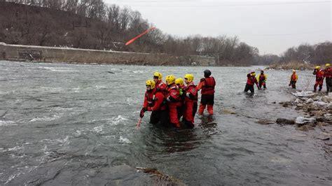 Pa Fish And Boat Commission Water Rescue by Berwyn Members Attend Water Rescue Berwyn