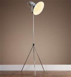 Hollywood floor lamp from marks and spencer retro to go for Modern tripod floor lamp marks and spencer