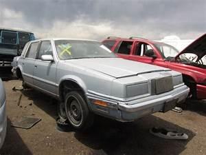 Junkyard Find  1989 Chrysler New Yorker Landau