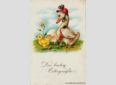 Historische Osterkarten Alte Postkarten