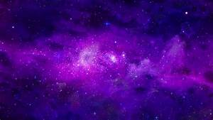 pink and purple glittery starry stock footage 100
