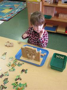 Pathway Montessori Preschool – Arch puzzle