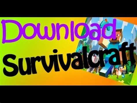 survivalcraft gratis para windows phone 2015