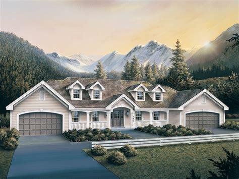 coral gables atrium duplex home plan house plans