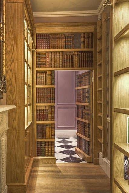 secret doors  hidden rooms shelterness