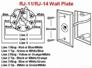 110 wiring diagrams and schematics att southeast forum With rj11 wall socket wiring diagram together with telephone wiring diagram