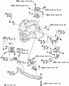 Need Part Numbers And Descriptions For Engine Mounts On A