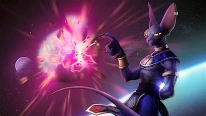 Beerus Dragon Ball Super Wallpapers Destruction God