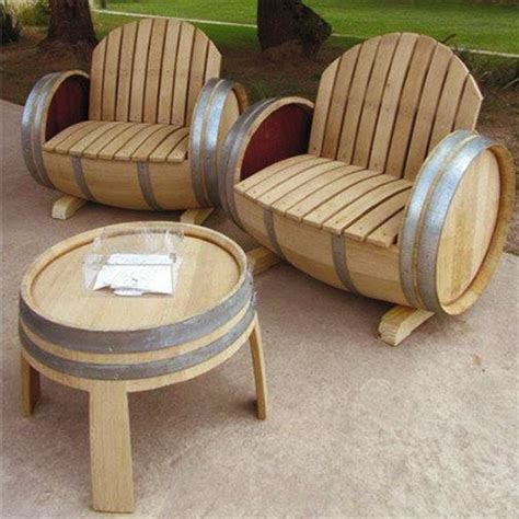 Home Dzine Garden Ideas  Garden Furniture Made From Wine. Walmart Patio Furniture Pyros. Best Buy Outdoor Patio Furniture. Sunset Magazine Patio Design Ideas. What Is The Slope For A Patio. Macy's Patio Furniture Madison. Patio Furniture Old Pallets. Patio Furniture With Built In Fire Pit. Outdoor Furniture Az Sale