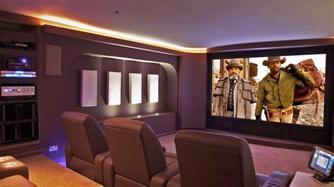 Home Cinemas Dorset Installers of Cinema Rooms in Homes