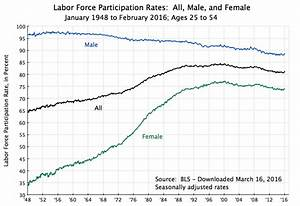 There is No Reason to Expect Increased Labor Force ...