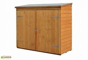 Coffre Rangement Bois : coffre de rangement en bois pour 2 v los 182x82x164cm l l h rowlinson ~ Teatrodelosmanantiales.com Idées de Décoration