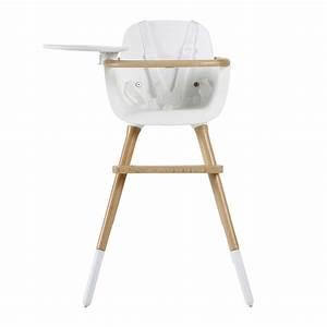 Chaise Haute Bébé Design : chaise haute ovo plus one micuna pour chambre enfant les enfants du design ~ Teatrodelosmanantiales.com Idées de Décoration