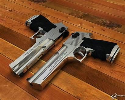 Eagle Desert Weapons Wallpapers Pistol Cal Magnum