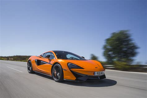 Mclaren Opening Four New Us Dealers As 570s Deliveries