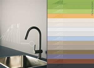 Wand Glas Küche : designglas in der k che ~ Sanjose-hotels-ca.com Haus und Dekorationen