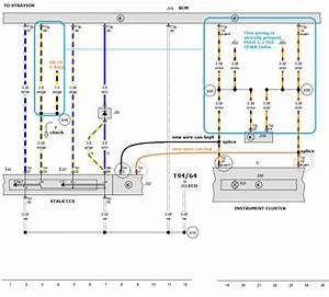 1 6 Vw Na Cluster Wiring Diagram