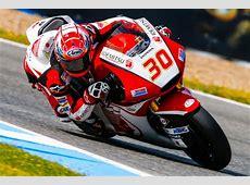 Moto2™ Nakagami top in Jerez MotoGP™