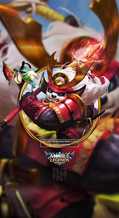 Akai Mobile Legends Samurai Phone Akazonae Legend