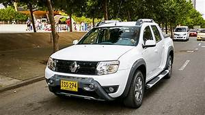 2016 Renault Duster Oroch In Colombia