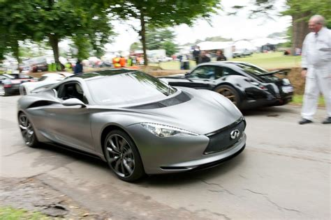 2020 Infiniti Electric by Infiniti To Launch Electric Sports Car By 2020
