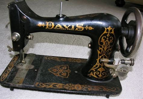 davis sewing machine vertical feed 1868 1920 only 295 ebay vintage davis sewing machine vertical feed 1868 1920