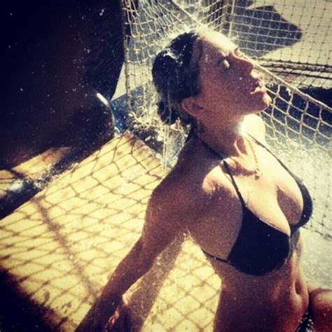 Katy Perry In A Bikini At A Water Park