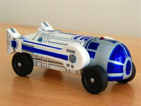 Need Ideas On Designs For Your Pinewood Derby Car Kinda 25 Awesome Wars Themed Pinewood Derby Cars Ideas On