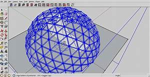 Geodesic Dome Framing Plan Tutorial  8 Construction