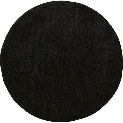 Tapis De Sol Pour Piscine Leroy Merlin by Tapis Noir Rond Noir Diam 700 Mm Leroy Merlin