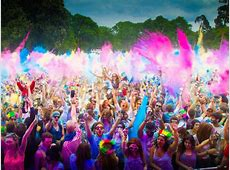 2018 Holi Festival The Biggest Color Fight in The Bay