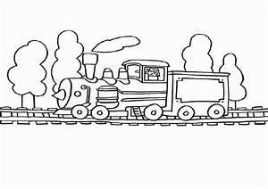 Eisenbahn Malvorlagen Kostenlos Zum Ausdrucken
