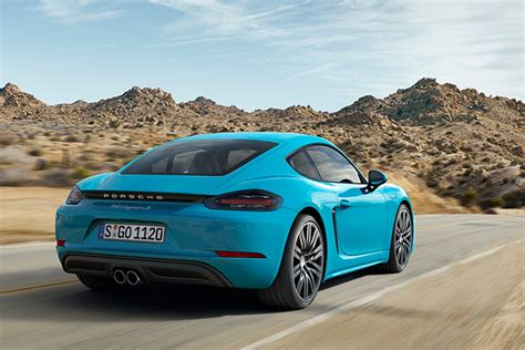 2019 Porsche 718 Cayman Redesign  Cars Auto New