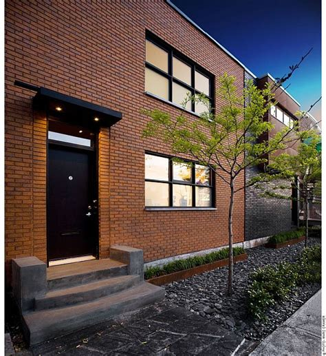 modern house former industrial building becomes a contemporary home u Industrial
