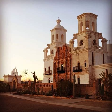 san xavier del bac mission pima county arizona