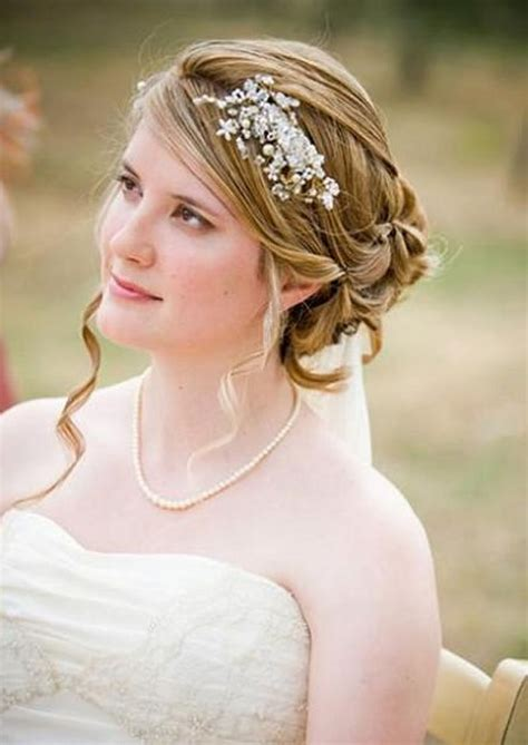 sweet updo hairstyles for beach wedding 03 latest hair