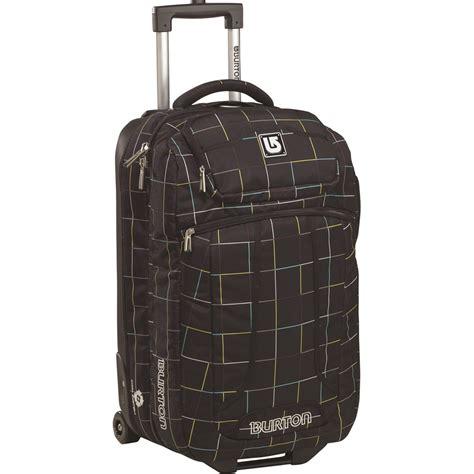 burton wheelie flight deck bag burton wheelie flight deck bag evo