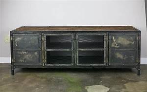 Made Com Sideboard : buy handmade vintage industrial buffet credenza reclaimed ~ Michelbontemps.com Haus und Dekorationen