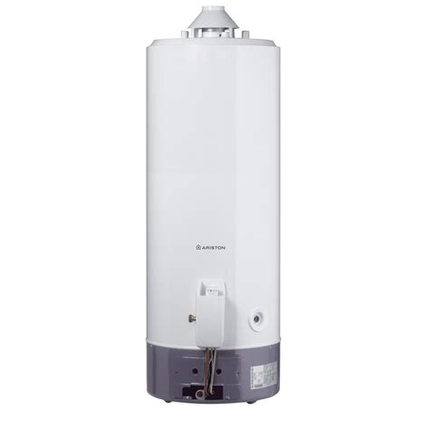 ballon d eau chaude gaz 224 accumulation ariston ag 155 cf 155l leroy merlin