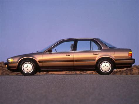 Honda Accord 4 Doors Specs & Photos