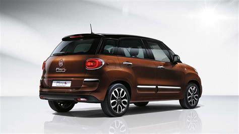 Fiat L by 2017 Fiat 500l Facelift Unveiled
