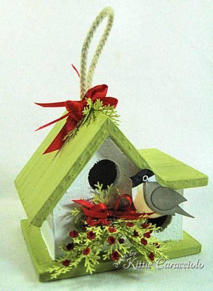 christmas birdhouse jen s stitch n bitch craft club
