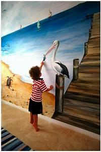 Bilder Kinderzimmer Selber Malen : 41 coole wandbilder ~ Fotosdekora.club Haus und Dekorationen