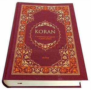 Koran In Polski Translation - Meaning of The Qur'an in