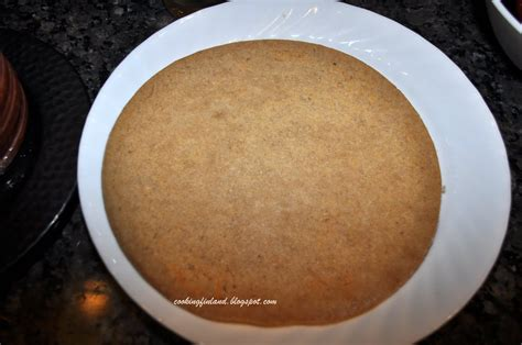 Many kinds of fruit were eaten. Cooking Finland: The easiest bread ever! Unleavened Barley bread--Ohrarieska