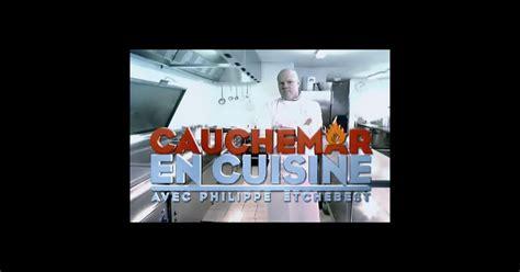 audience cauchemar en cuisine quot cauchemar en cuisine quot arrive sur m6 le 18 avril puremedias