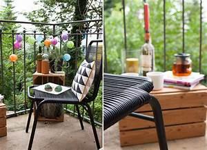 Maison Du Monde Essen : die letzten sommertage genie en ein guter grund auch den hinteren balkon endlich anzugehen ~ Buech-reservation.com Haus und Dekorationen