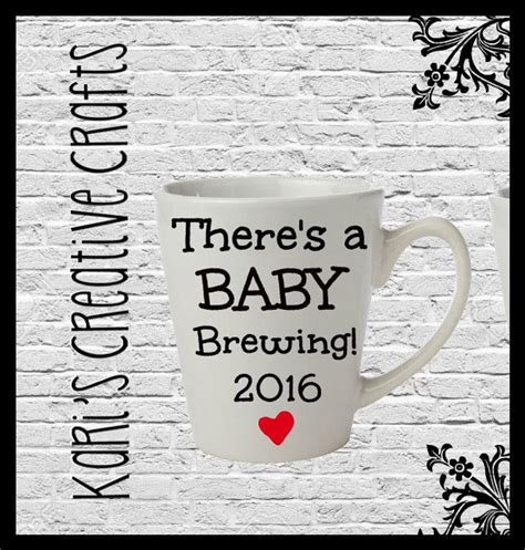 Benefits of coffee during pregnancy. Pregnancy Announcement Pregnancy Coffee Cup Expecting Coffee   Etsy